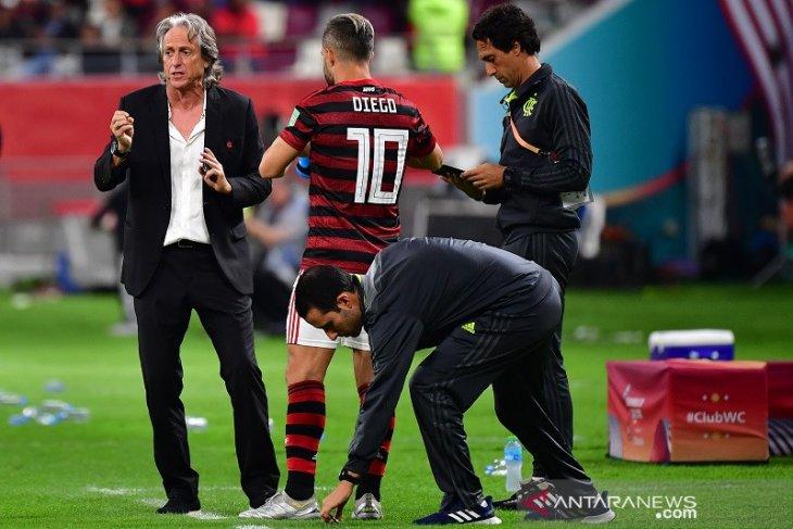 Diego Ribas bicara mimpi Flamengo kembali juarai Piala Dunia Antarklub