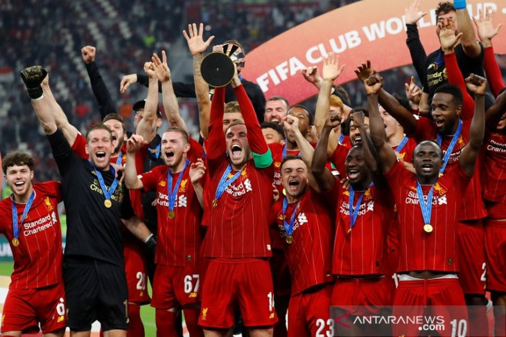 Delapan kota di China sah jadi tuan rumah Piala Dunia Antarklub
