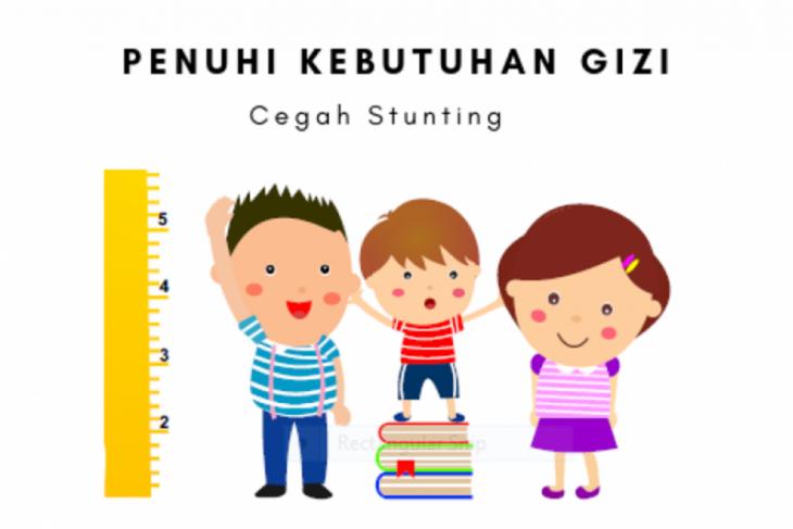 Jumlah stunting di Surabaya selama 2019 turun