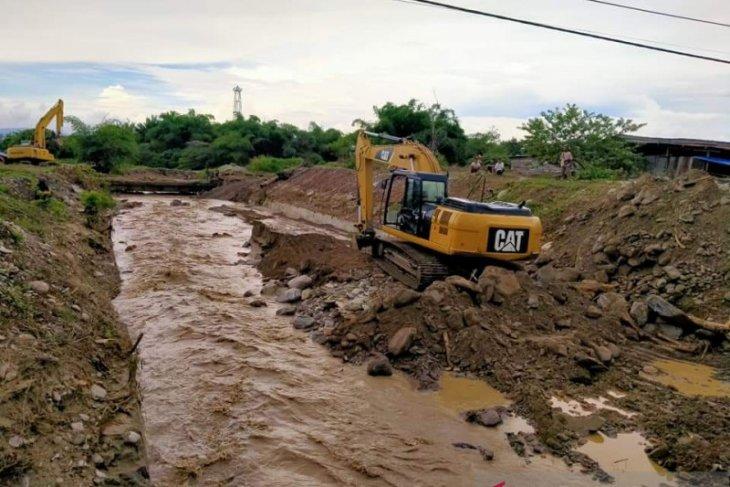 Kondisi Wasior berangsur pulih pascabanjir
