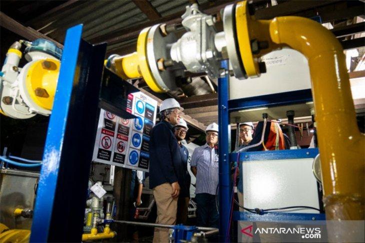PGN pastikan ketersediaan gas di area Medan