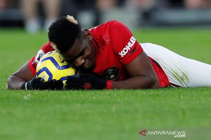 Manajer  MU Solskjaer isyaratkan Pogba bakal main sejak awal dalam Boxing Day