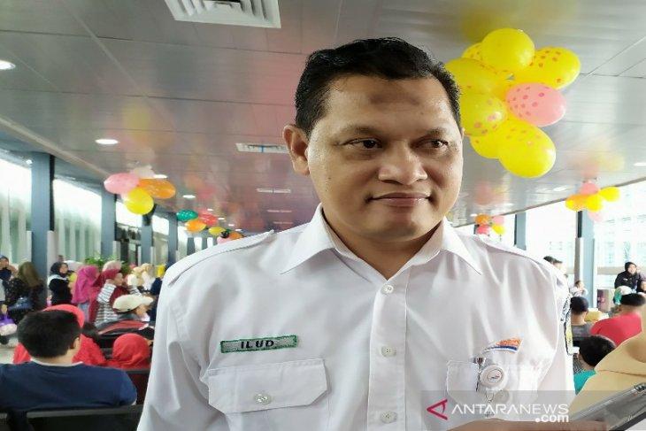 KAI Sumut sudah angkut 82.117 penumpang Natal dan Tahun Baru
