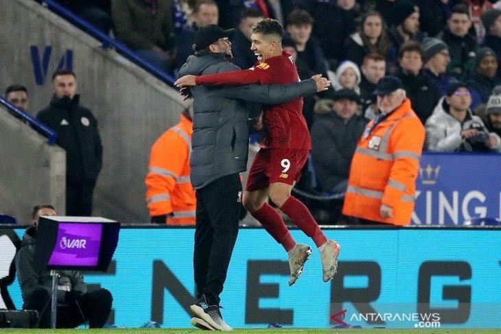 Babat Leicester 4-0, Klopp tak anggap itu penampilan terbaik Liverpool