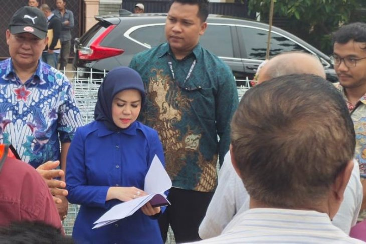 Intan Fauzi komitmen kawal dan perjuangkan aspirasi warga Depok dan Bekasi