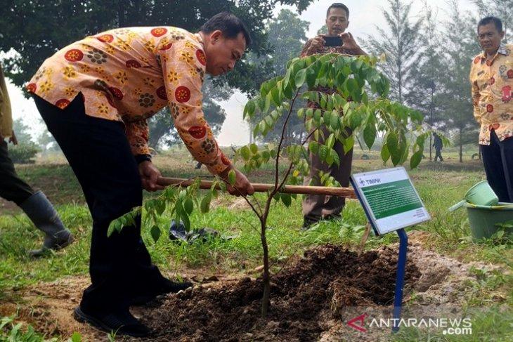 Pemkab Bangka apresiasi PT Timah kembangkan reklamasi konsep agro edutourism