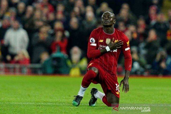 Liverpool unggul 13 poin klasemen Liga Inggris