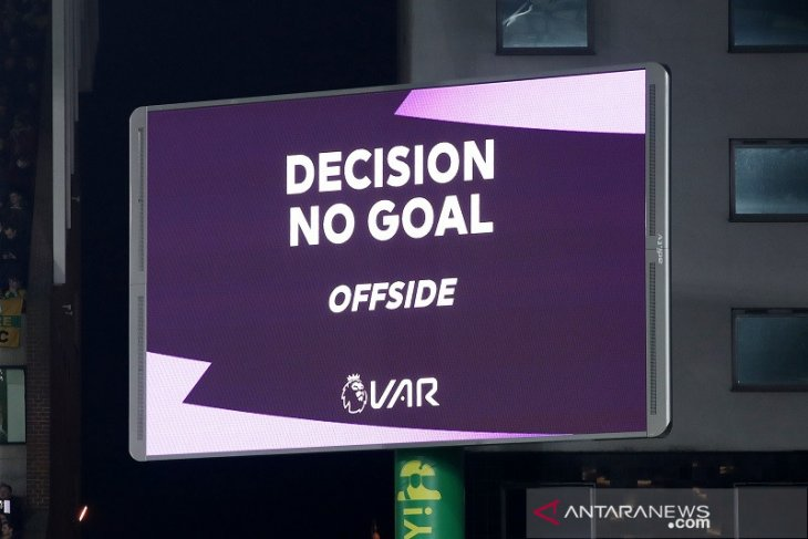 Liga Inggris, VAR bantu Liverpool kalahkan Wolverhampton