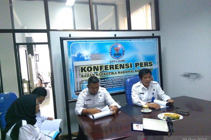 Berantas narkoba, BNN Kota Jambi miliki 135 relawan anti narkoba