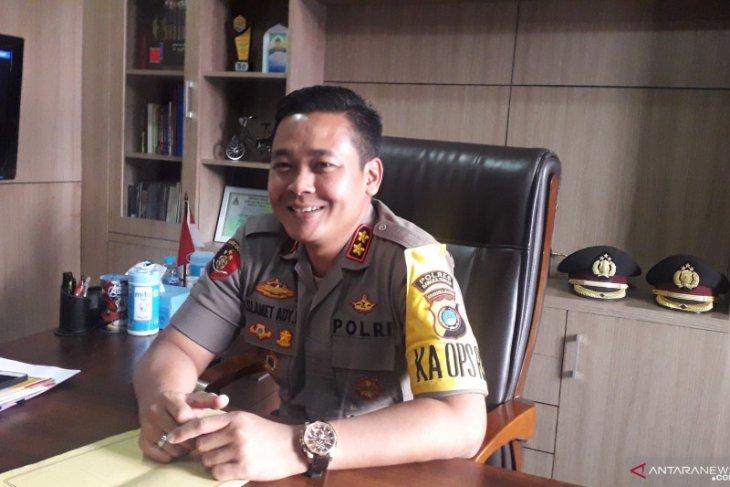 Kapolres Bangka Tengah ingatkan Tahun Baru bukan ajang pesta miras dan narkoba