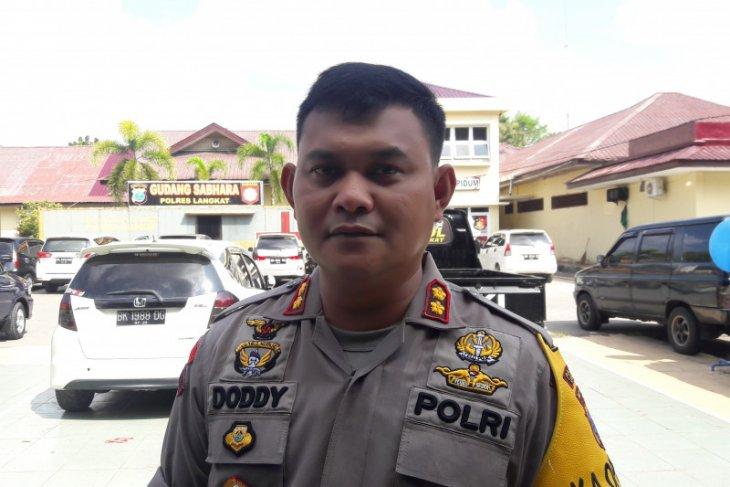 Kapolres Langkat: Personel jangan coba-coba backing bandar narkoba