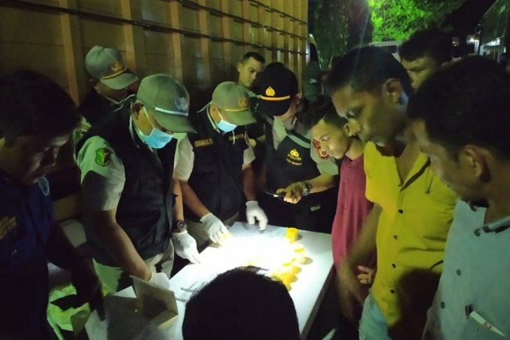 Empat sopir positif narkoba dalam razia kepolisian di Aceh Besar