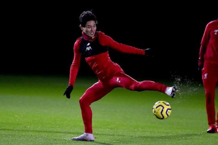 Klopp minta Minamino tampil maksimal seperti di Salzburg