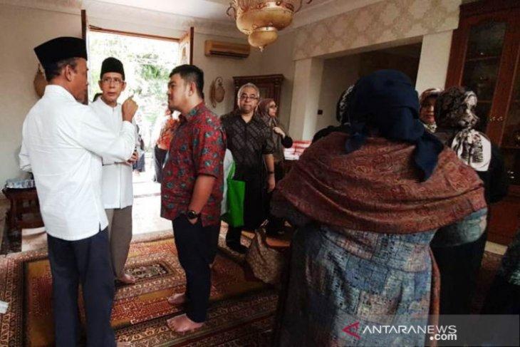 Gubernur Aceh berduka wafatnya mantan penasihat KPK Said Zainal