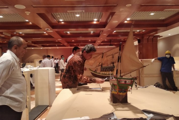 1,500 Indonesia's artefacts repatriated from the Netherlands