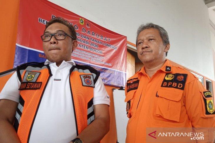 Sebelas tewas satu masih hilang akibat bencana banjir dan longsor di Bogor
