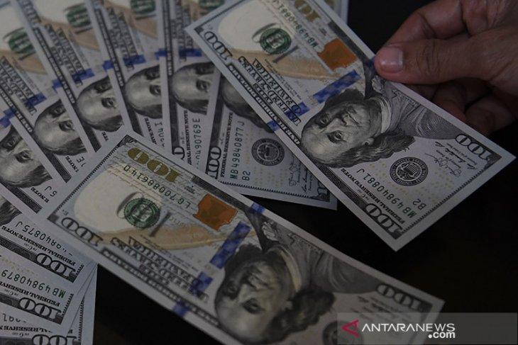 Dolar AS menguat didukung data-data ekonomi positif