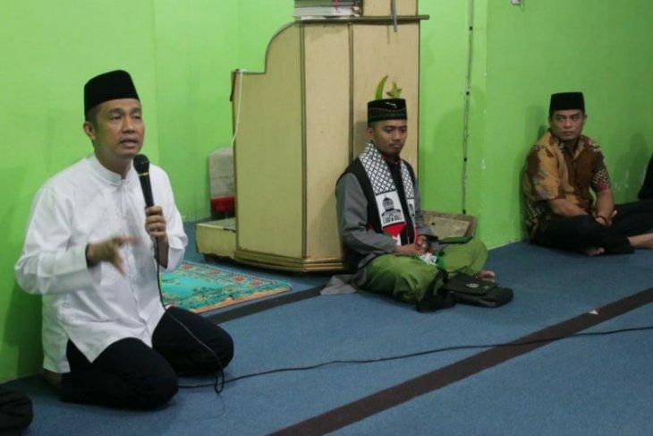 Wali Kota Pematangsiantar Subuh berjamaah di Tanjung Pinggir