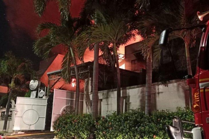 Arus pendek penyebab kebakaran di Jakarta Selatan, tewaskan dua lansia
