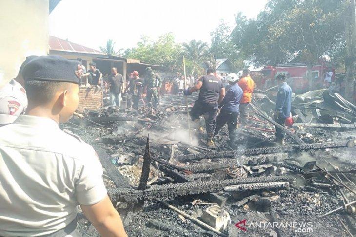 Lima rumah di Aceh Besar terbakar