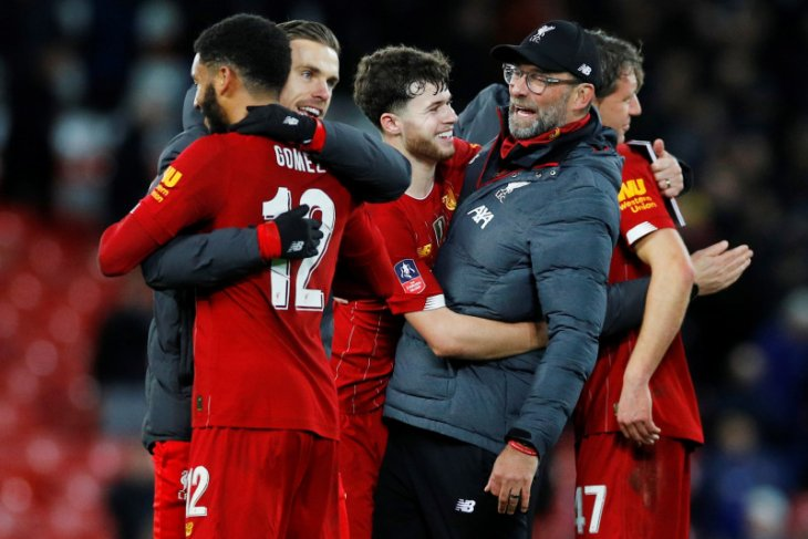 Liverpool dominasi 20 pemain pilihan FIFA