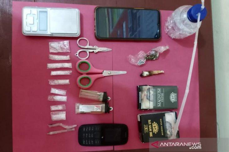 Polisi tangkap dua penyalahgunaan narkotika di Aceh Timur
