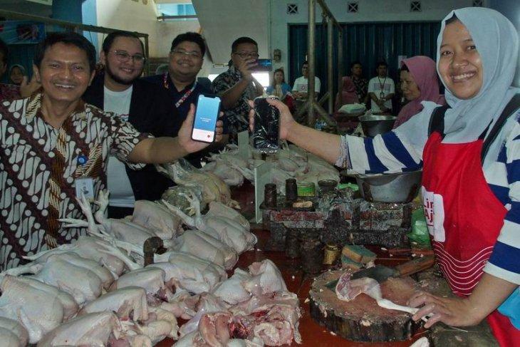 Program digitalisasi pasar