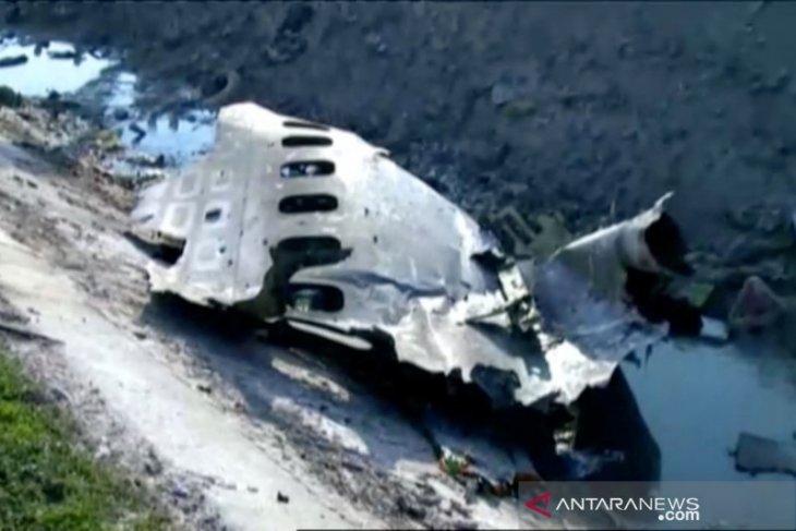 Iran tolak serahkan kotak hitam pesawat Ukraina