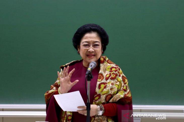Megawati: Pancasila adalah falsafah kemanusiaan