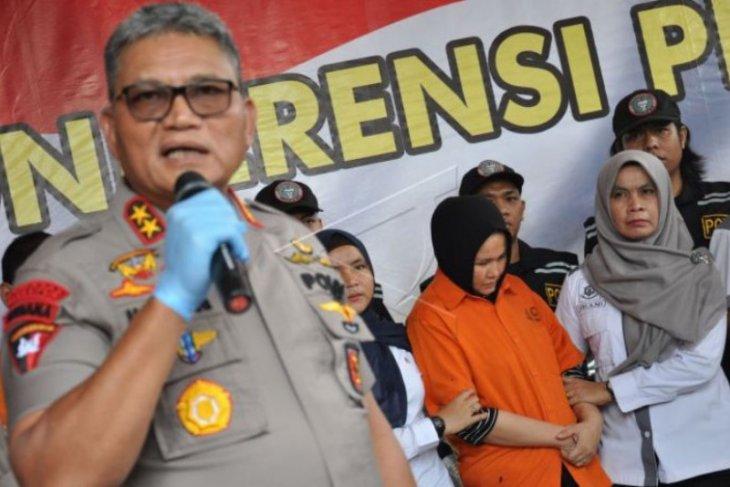 Pembunuhan hakim PN Medan, istri korban jadi dalangnya