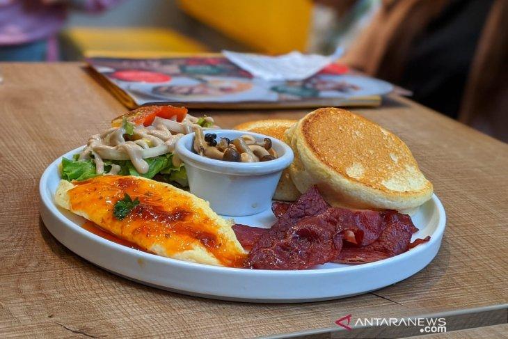 Pancake di Pan & Co.