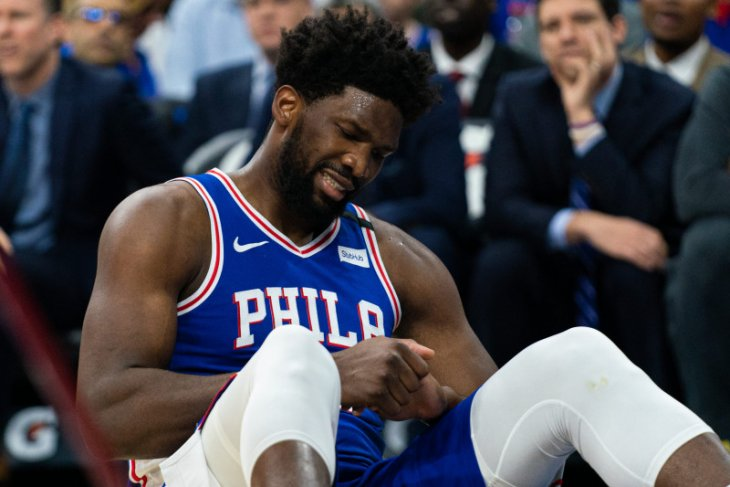 Basket, NBA - Joel Embiid absen bela 76ers hadapi Celtics
