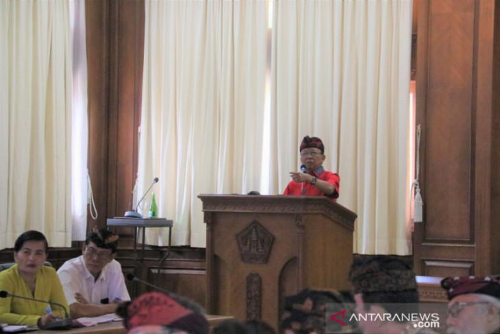 2020, Gubernur Bali genjot realisasi visi