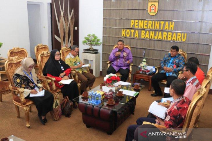 Wali Kota beri masukan PKPT Inspektorat
