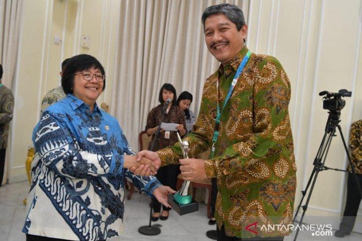 PT Timah raih Proper Hijau dari Kementerian Lingkungan Hidup