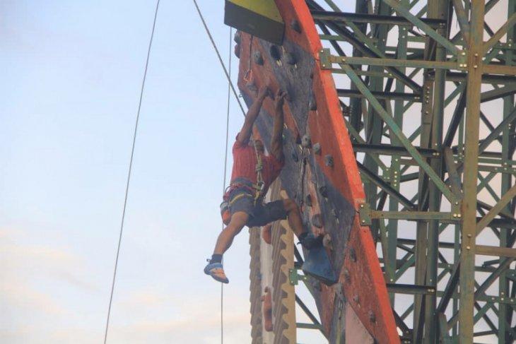 FPTI Tabalong gelar kompetisi panjat tebing