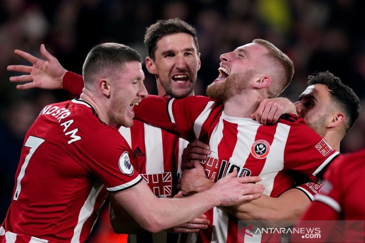 Sheffield United tundukkan West Ham