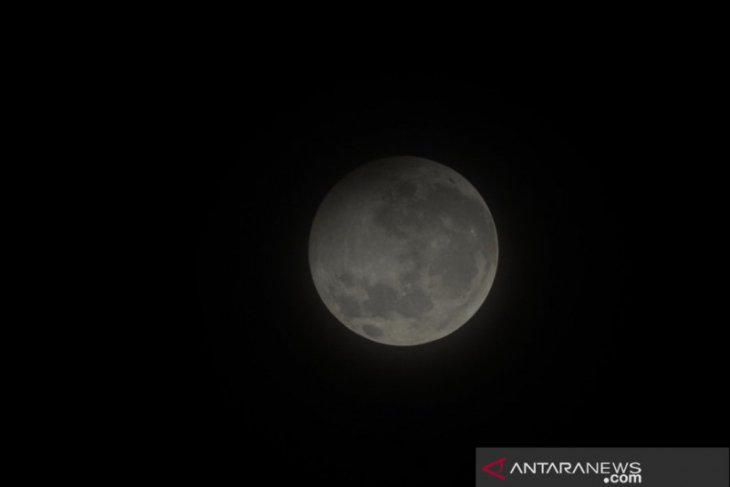 Kemenag Aceh gelar pengamatan puncak gerhana bulan Penumbra