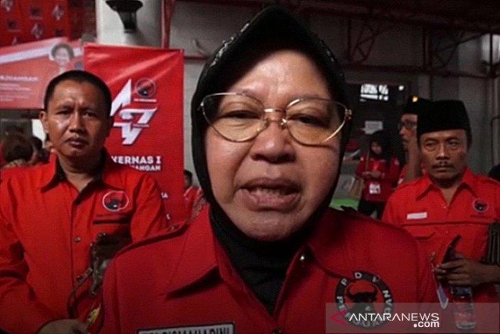 Risma isyaratkan ingin maju Pilgub Jakarta