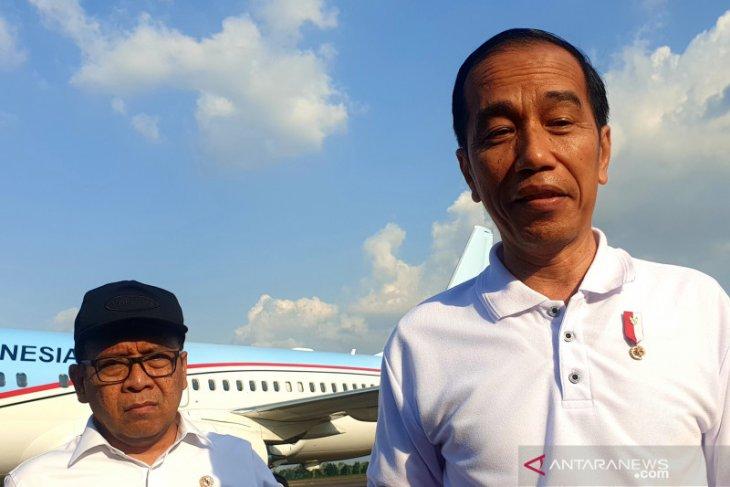Presiden Jokowi jadi pembicara utama di Abu Dhabi Sustainable Week