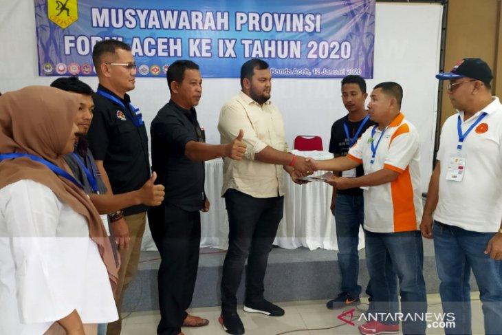 Anggota dewan termuda pimpin organisasi Karate Aceh