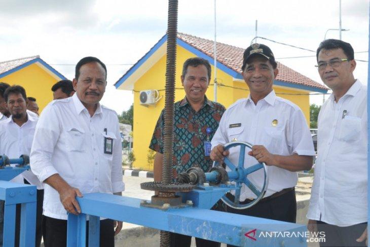 PDAM Belitung Timur dapat bantuan sarana pendukung senilai Rp12,5 miliar