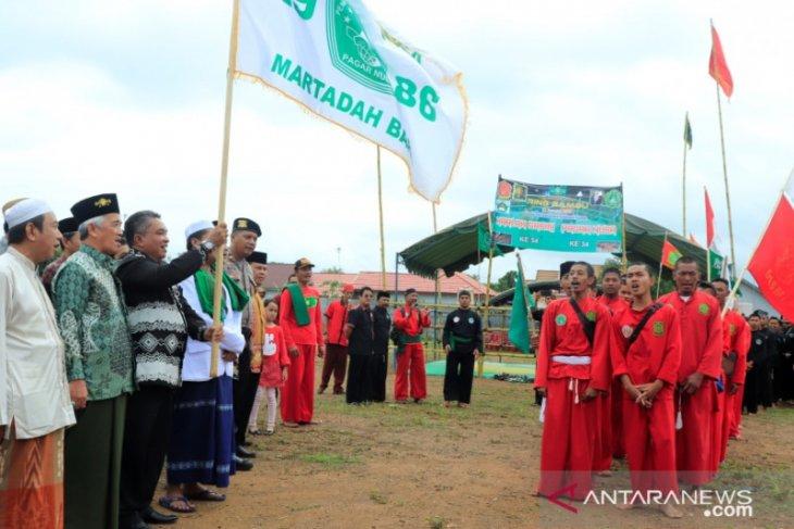 Wali Kota hadiri harlah Pencak Silat NU Gasmi
