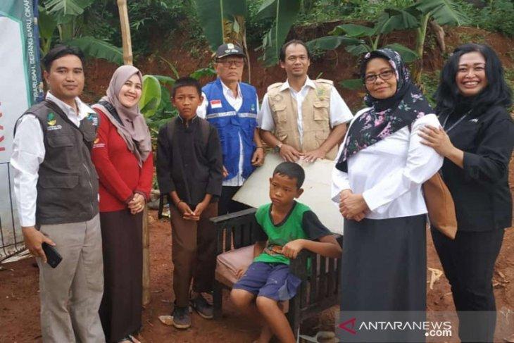 Kemensos apresiasi Desa Cibening bangun rumah Cicih