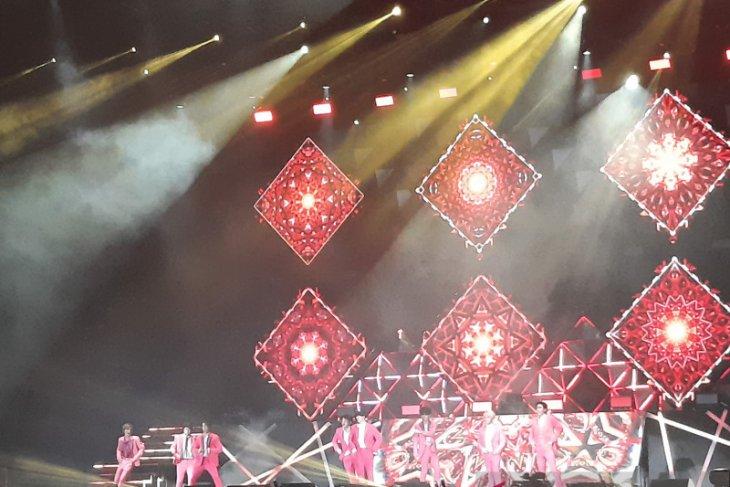 Grup idola K-pop Super Junior dan nostalgia di SS8 Indonesia (video)