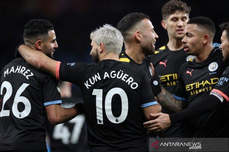 Liga Inggris, Man City lucuti Aston Villa demi naik ke posisi kedua