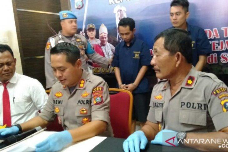 Polres Nias tangkap oknun ASN dan mahasiswa pemilik narkotika