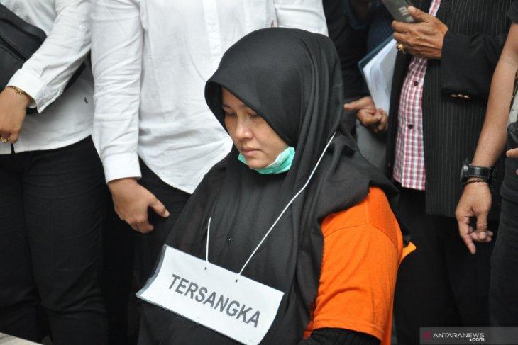 Istri Hakim PN Medan rencanakan pernikahan dengan salah seorang eksekutor