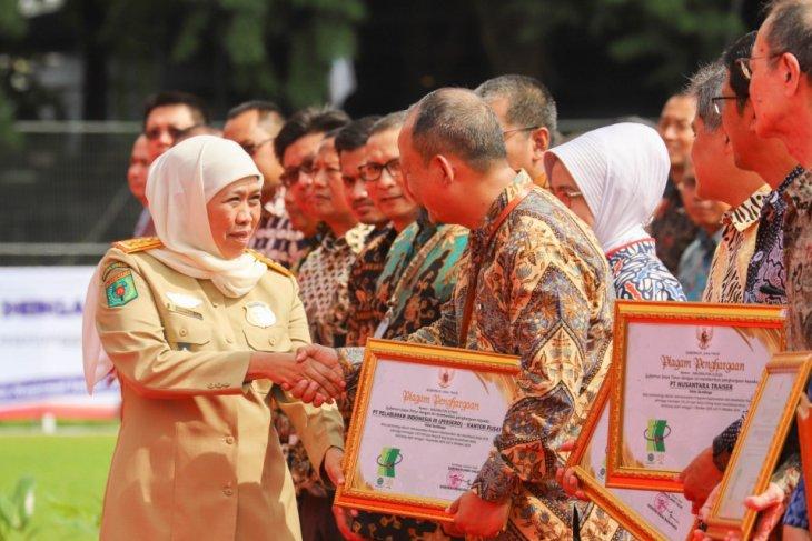 Pelindo III sabet tujuh penghargaan terkait K3