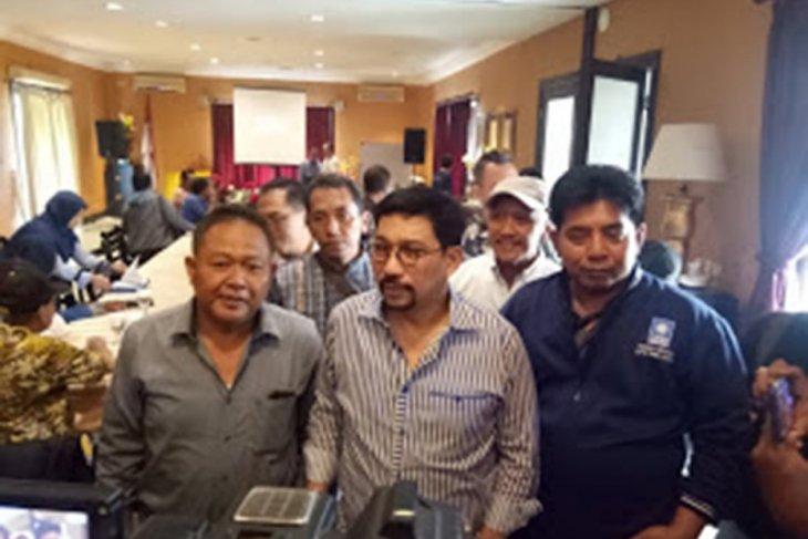 Bacawali Machfud Arifin bertemu pengurus PAN Surabaya
